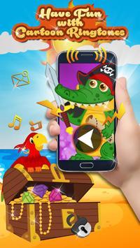 Cartoon Ringtones Free 😜 Funny Sound Effects screenshot 5