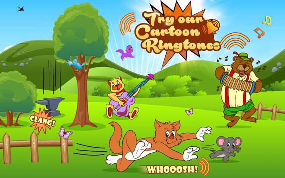 Cartoon Ringtones Free 😜 Funny Sound Effects screenshot 8