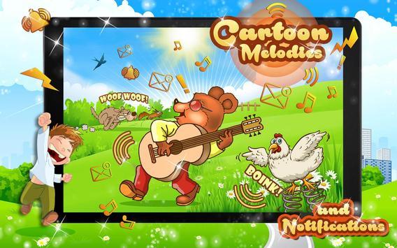 Cartoon Ringtones Free 😜 Funny Sound Effects screenshot 9