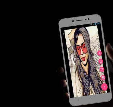 Cartoon Photo Effect Wallpapers HD screenshot 4