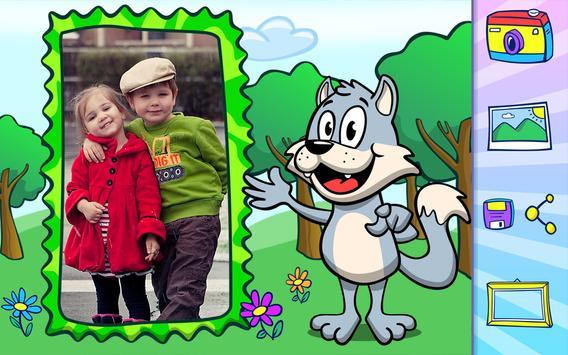 Cartoon Photo Frames apk screenshot