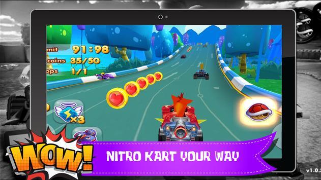 Bandicoot Kart screenshot 3