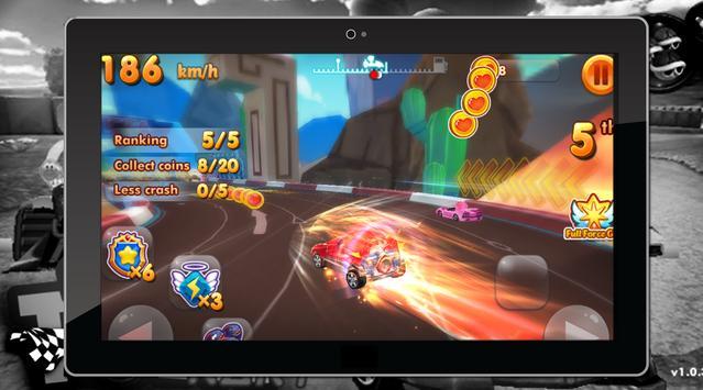 Sonic Kart screenshot 1