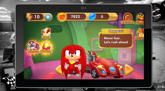 Sonic Kart screenshot 2