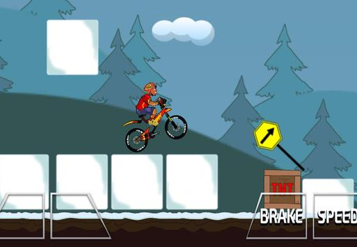 Shiva Adventure Cycle Moto apk screenshot
