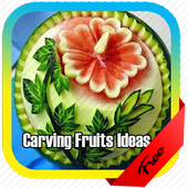 Carving Fruits Ideas icon
