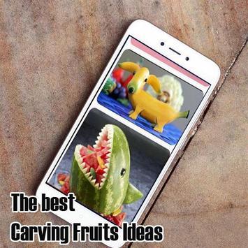 Carving Fruits Ideas apk screenshot