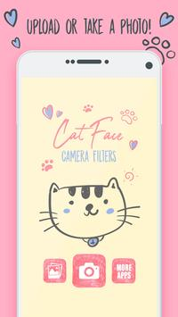 Cat Face Camera Filters and Effects poster