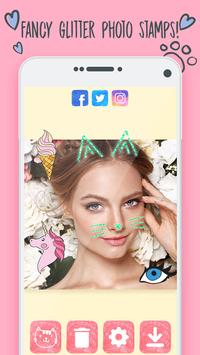 Cat Face Camera Filters and Effects apk screenshot