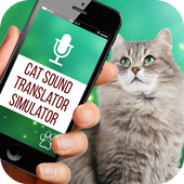 Cat Sound Translator Simulator icon