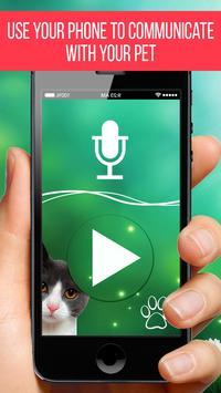 Cat Sound Translator Simulator screenshot 3