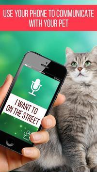 Cat Sound Translator Simulator screenshot 1