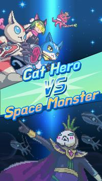 Giant Cat Heroes apk screenshot