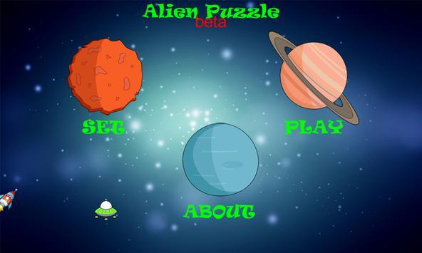 Alien Puzzle screenshot 3