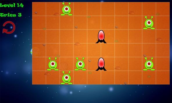 Alien Puzzle screenshot 1
