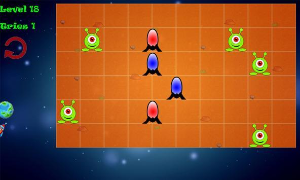 Alien Puzzle screenshot 2