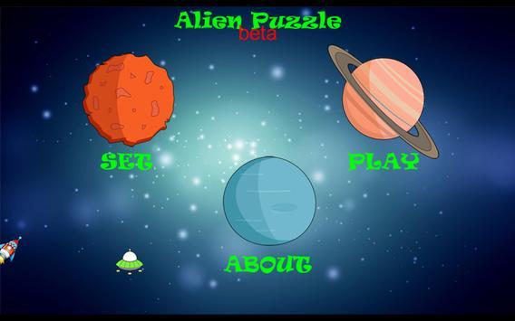 Alien Puzzle screenshot 7