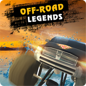 4x4 Offroad Racing Legends 3D icon