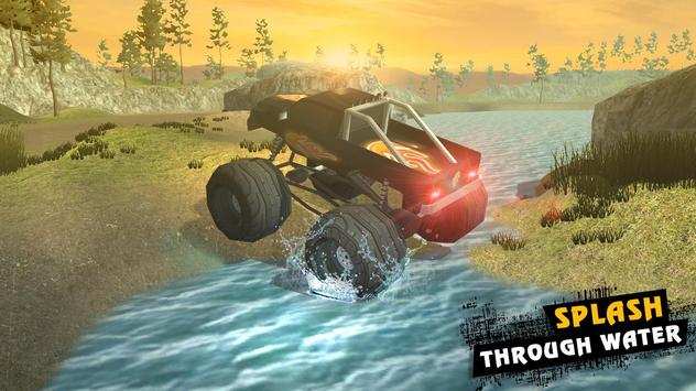 4x4 Offroad Racing Legends 3D screenshot 4