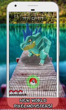 Pocket Catch Pixelmon poster
