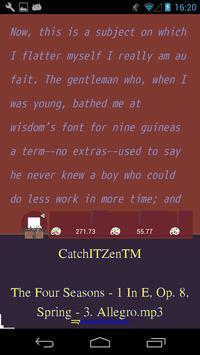 CatchIT Spaces Zen-TM screenshot 1