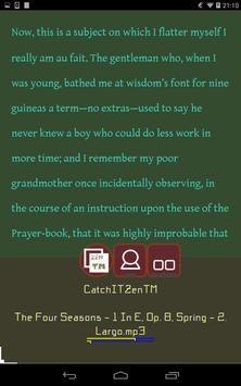 CatchIT Spaces Zen-TM screenshot 4