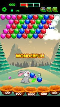 Rabbit Shooter Bubble Smash poster
