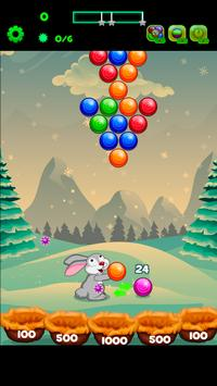 Rabbit Shooter Bubble Smash screenshot 1