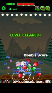 Rabbit Shooter Bubble Smash screenshot 4