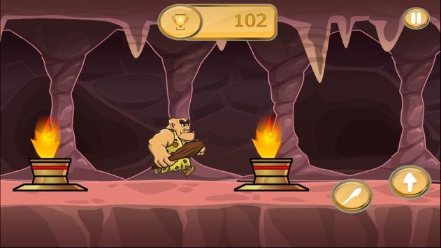 The CaveMan Escape screenshot 3