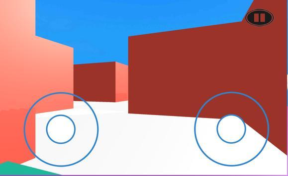 Mystery Maze Runner Labyrinth Simulator Game 3D screenshot 3