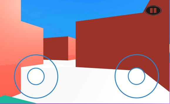 Mystery Maze Runner Labyrinth Simulator Game 3D screenshot 8
