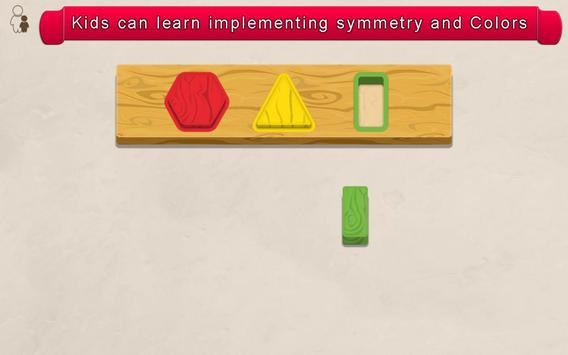 Learning Colors Shapes Memory apk screenshot