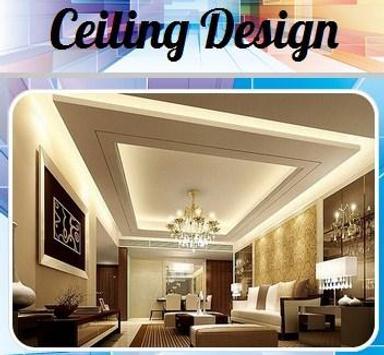 Ceiling Design poster