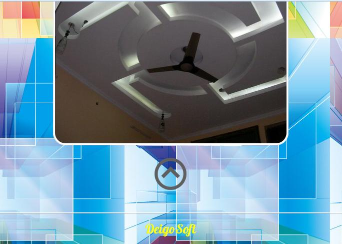 Ceiling Design poster