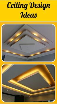 ceiling design ideas screenshot 1