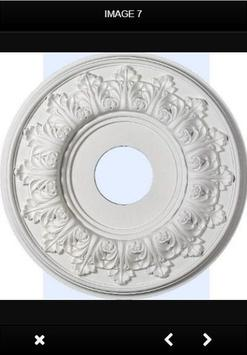 Ceiling Medallions Design apk screenshot