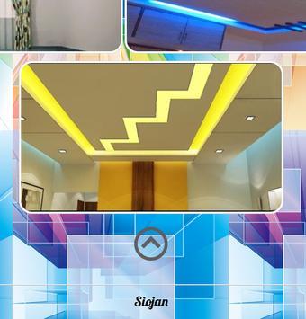 Ceiling Modern Design apk screenshot