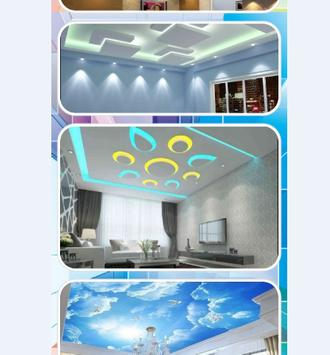 Ceiling Modern Design Ideas screenshot 3