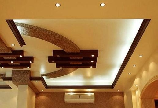 Ceiling Modern Design Ideas screenshot 5