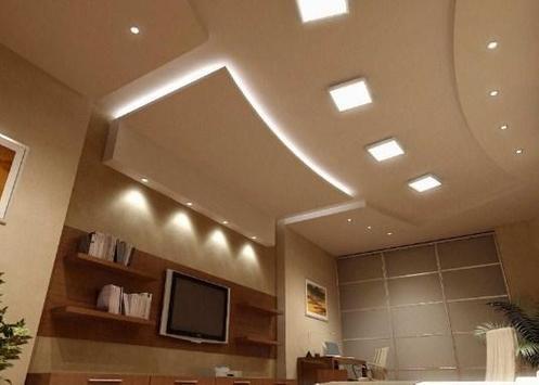 Ceiling Modern Design Ideas screenshot 7