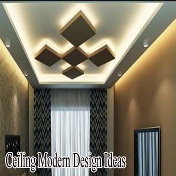 Ceiling Modern Design Ideas screenshot 9