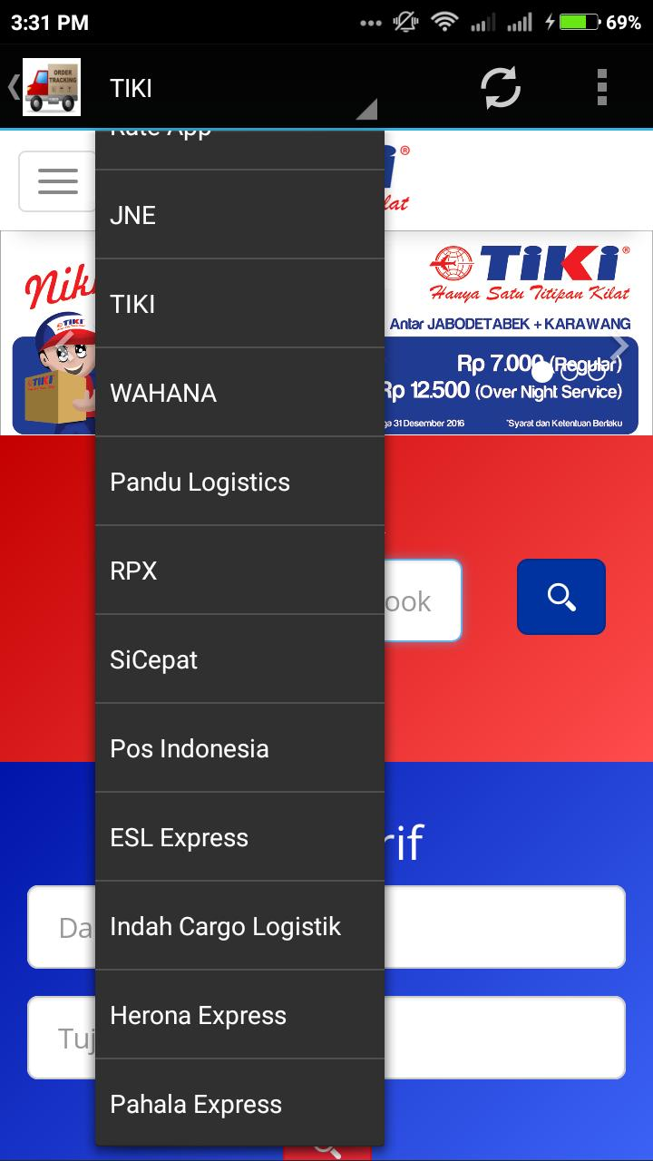 Checks Your Package Rates for Android - APK Download
