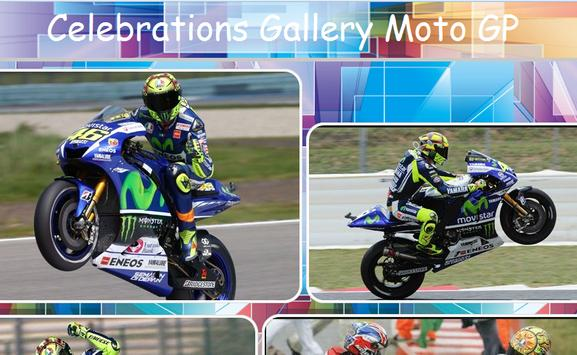 Celebration Of Moto GP poster