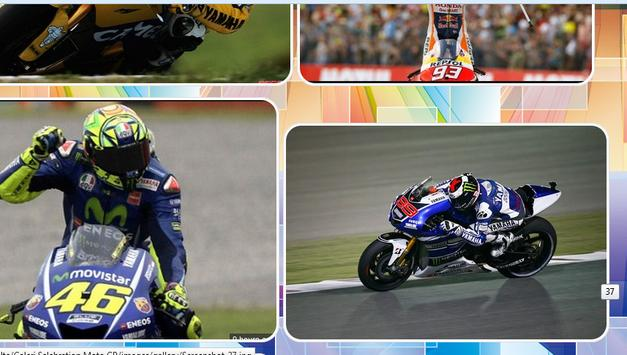 Celebration Of Moto GP apk screenshot