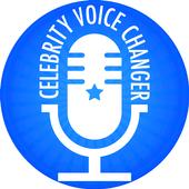 Celebrity Voice Changer Lite icon