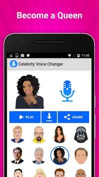 Celebrity Voice Changer Lite screenshot 5