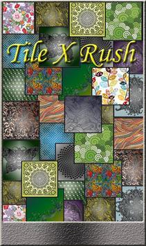 Tile X Rush apk screenshot