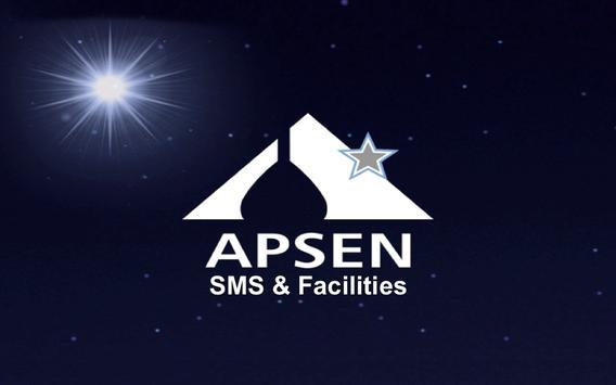 APSEN SMS poster