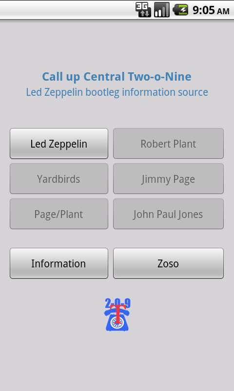 Led Zeppelin Bootlegs trial for Android - APK Download